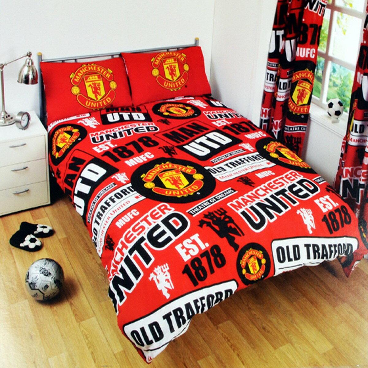 寝具カバー・シーツ, 寝具カバーセット  Manchester United