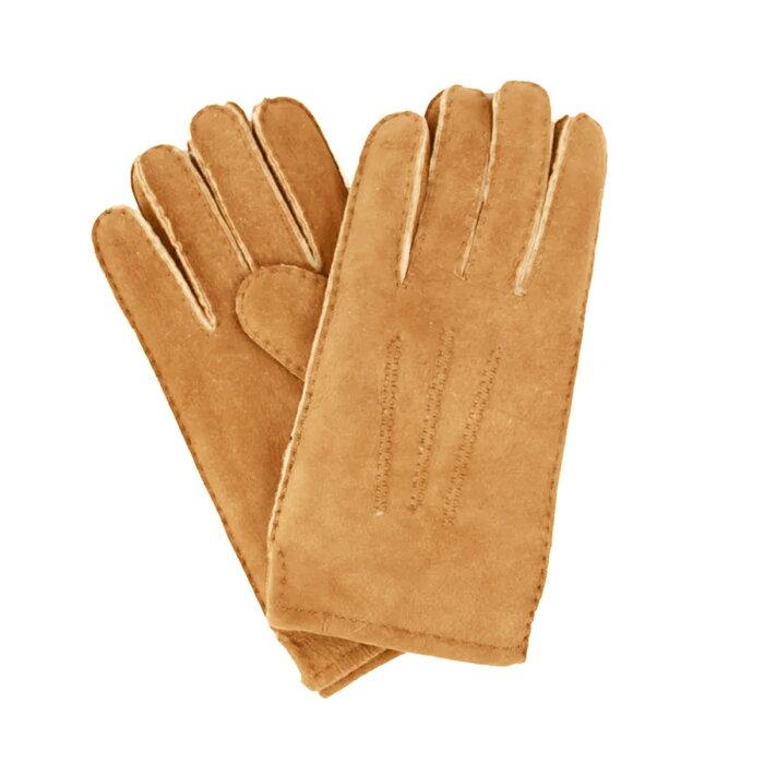 (イースタン・カウンティーズ・レザー) Eastern Counties Leather メンズ 3ポイント ステッチ シープスキン 手袋 グローブ 【楽天海外直送】