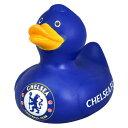 チェルシー フットボールクラブ Chelsea FC オフィシャル商品 ビニール製 お風呂 アヒル おもちゃ 【楽天海外直送】