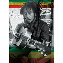 (ボブ・マーリー) Bob Marley オフィシャル商品 ギター ポストカード はがき 【楽天海外直送】