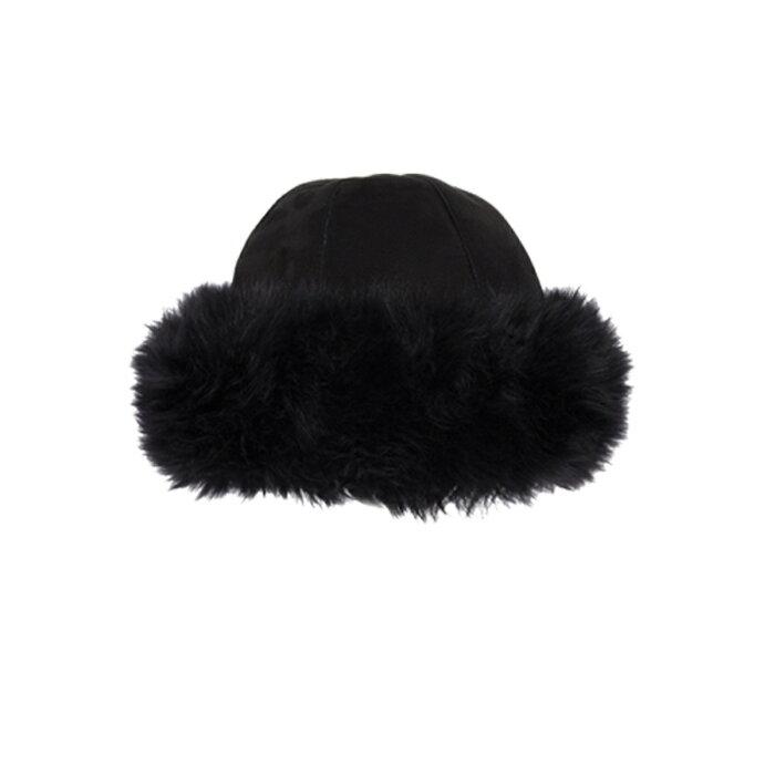 (イースタン・カウンティーズ・レザー) Eastern Counties Leather レディース Moritz シープスキン パネル ハット 帽子 【楽天海外直送】