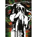 (ボブ・マーリー) Bob Marley オフィシャル商品 ペイント ポストカード はがき 【楽天海外直送】