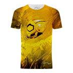 (マーベル) Marvel オフィシャル商品 メンズ アントマン&ワスプ グラフィック 半袖 Tシャツ 【楽天海外直送】