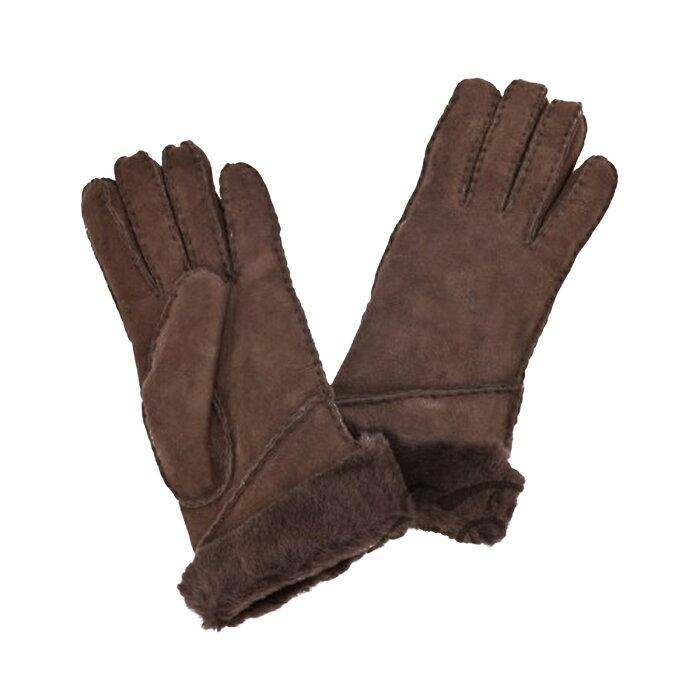(イースタン・カウンティーズ・レザー) Eastern Counties Leather レディース ロングカフ シープスキン 手袋 グローブ 【楽天海外直送】
