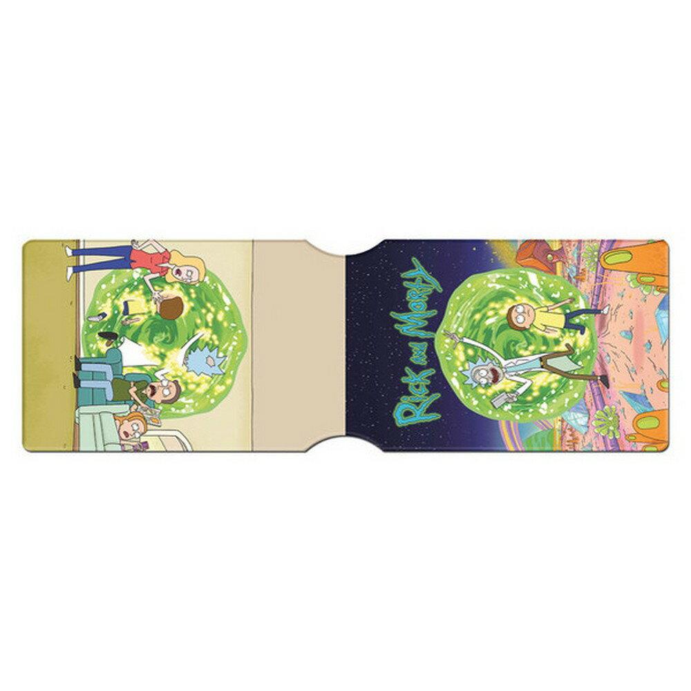 (リック・アンド・モーティ) Rick And Morty オフィシャル商品 カードケース パスケース 【楽天海外直送】