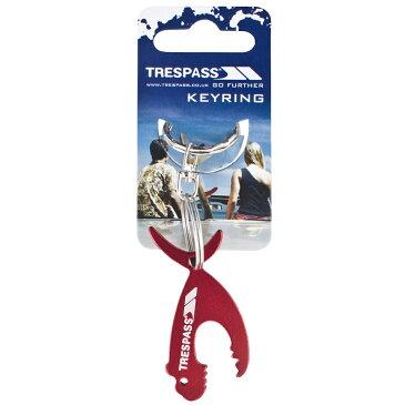 (トレスパス) Trespass Jaws サメ キーホルダー 【楽天海外直送】
