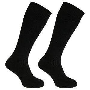 メンズ あったかサーマル ウールブレンド 靴下セット ソックスセット ロングソックス (2足組) 冬 男性用 【楽天海外直送】