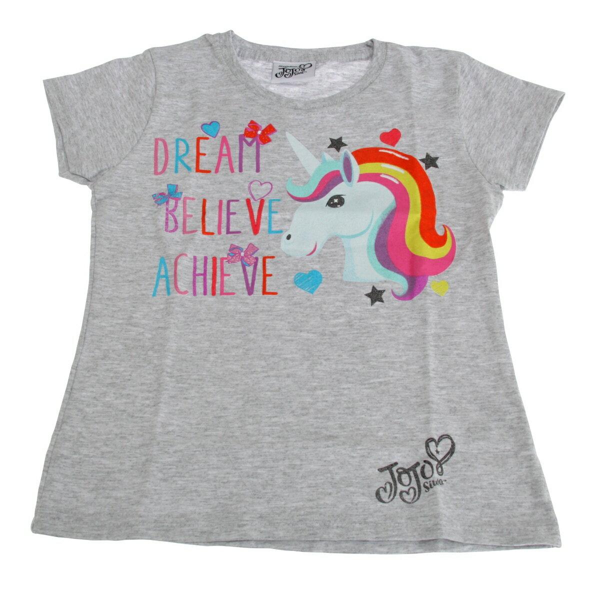 トップス, Tシャツ・カットソー () Jojo Dream Believe Achieve T