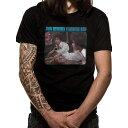(ジミ・ヘンドリックス) Jimi Hendrix オフィシャル商品 ユニセックス Mannish Boy プリント 半袖 Tシャツ 【楽天海外直送】