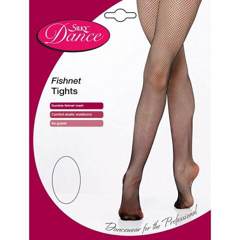 (シルキー) Silky レディース ダンス用 網タイツ フィッシュネットタイツ ダンスタイツ (1ペア) 女性用 【楽天海外直送】
