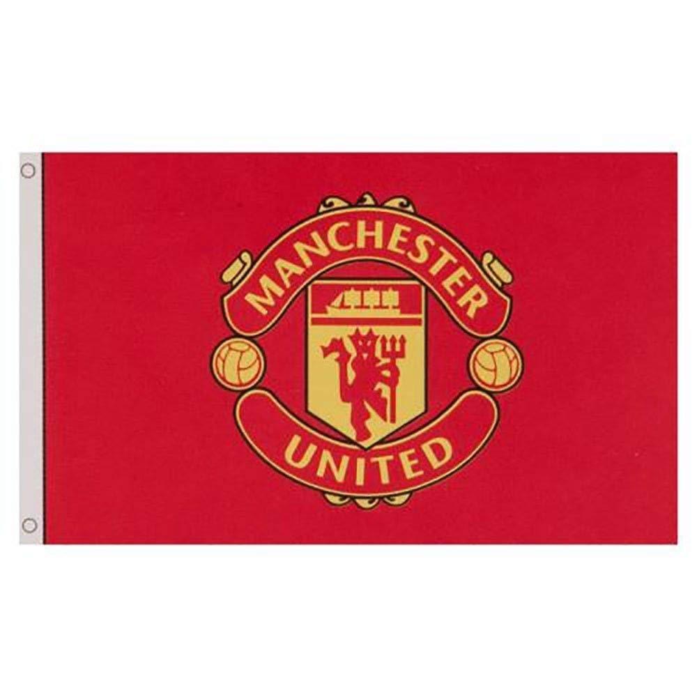 サッカー・フットサル, 応援旗  Manchester United FC