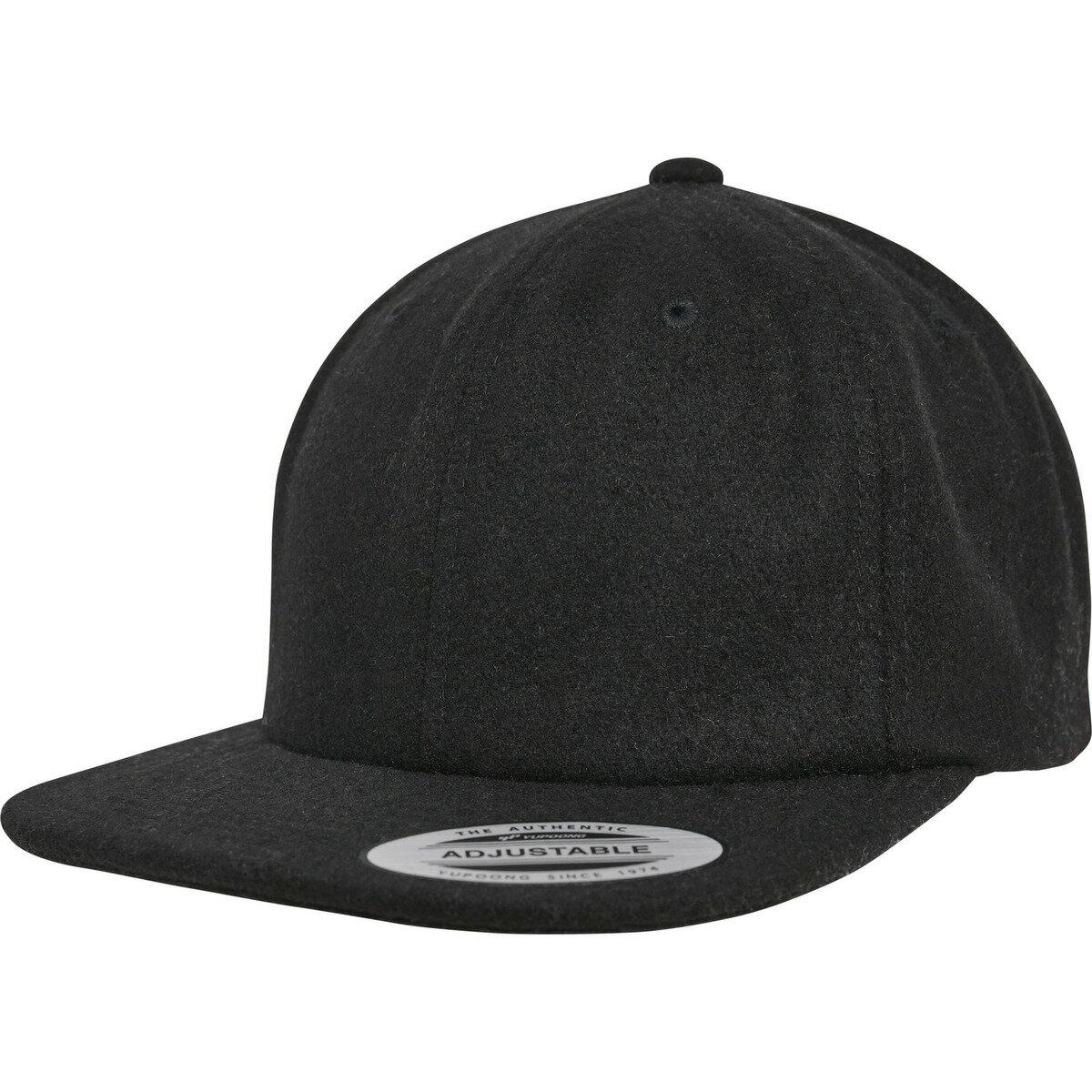 メンズ帽子, キャップ () Yupoong Flexfit Melton