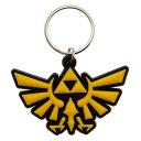 (ゼルダの伝説) Legend Of Zelda オフィシャル商品 トライフォース キーホルダー 【楽天海外直送】