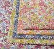【リバティ風】【花柄 生地】 綿ブロード フラワープリント (6086)【リバティテイスト 生地】【花柄プリント 生地】生地 小花柄