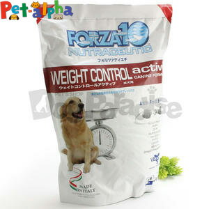 フォルツァ10 フォルツァディエチ ウェイトコントロールアクティブ (体重・血糖値ケア)小粒2kg