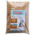 猫用トイレ砂おがくずペレット3.5kg(約5.6L)猫砂