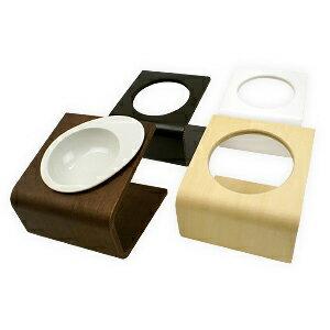 (犬・猫用)食器台 Keat(キート)「コ」の字タイプ Lサイズ
