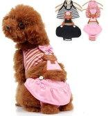 【犬 服 ドッグウェア ドッグウエア 犬用 パンツ】犬用おさるさんサニタリーパンツ(生理パンツ)【LovableDog】【コンビニ受取対応商品】【メール便OK】
