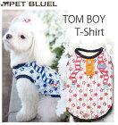 メール便対応可【ParisDog】TOMBOYTシャツ【ドッグウェアTシャツ】