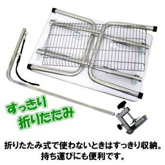 お買い得トリミングテーブルBee折りたたみトリミングテーブルN-303小型〜中型犬用キャリーバッグ付