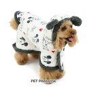 ディズニー ミッキーマウス モコモコ 着る毛布【小型犬】 | 暖かい あったか 保温 防寒 室内 ペット用品 その1