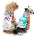 ドッグウェア 犬服 ペット プルオーバーパーカー ペーパーハンガー付き プリント リフレクター 反射材 愛犬 小型犬 中型 フレンチブルドッグ 綿 コットン 裏毛 オールシーズン お出かけ お散歩 LICICK リシック 9388