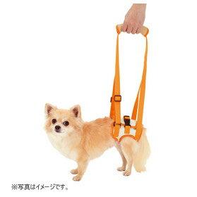 ペティオ 老犬介護用歩行補助ハーネス 後足用K Sサイズ