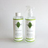 アルゴwa・fo・na(ワフォナ)消臭・除菌スプレーノズル付き300ml+詰替えボトル