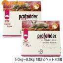 【2箱セット】プロフェンダースポット 猫用 5〜8kg 2ピペット(動物用医薬品)【あす楽】 その1