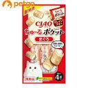 CIAO(チャオ) ちゅ〜るポケット まぐろ 10g×4袋入り【あす楽】