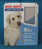 ペットドア / ドックドア Lサイズ 216(中型・大型犬用)【ペット用ドア】【Pet door】【送料無料】【smtb-TK】