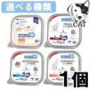 サニーペット FORZA10 (フォルツァ10) アクティウェットシリーズ 成猫用 100g 選べる1個 (リナール 腎臓/DBT 糖の調整/インテスティナル 胃腸/ウリナリー 泌尿器)