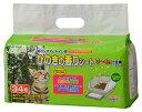【ペットシーツ】クリーンミュウ 猫のシステムトイレ用 ひのきの香りシート34枚×12袋セット