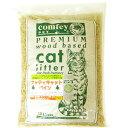 完全無添加 固まらない猫砂 ナッティキャット パイン(松の木)タイプ 猫用 10kg