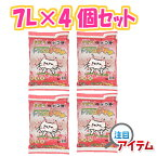 トフカス Pee (猫砂)7L ×4個セット