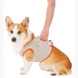 ペティオ zuttone ずっとね 老犬介護用 補助機能付ベスト L ウェア アクセサリー 介護用品 犬 介護期 中型犬 柴犬 ビーグル コーギー等 〜15kg 体力・筋力が低下したときの室内での動作補助に Petio