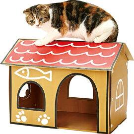 Petio(ペティオ)ねこあつめハウスデラックス国産猫用