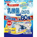 ペティオ 乳酸菌のちから ゼリータイプ リッチミルクヨーグルト風味 16g×20個入 国産 日本製 犬用おやつ ドッグフード 保存料 着色料 無添加 機能性食品 イヌ 60億個 ナノ型乳酸菌 美味しく健康維持 約11kcal 凍らせてシャーベットに Petio