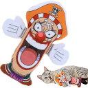 ペティオ ワンピース ONE PIECE けりぐるみ バギー 猫用おもちゃ 短毛 長毛 ネコ ぬいぐるみ キッククッション キャラペティ Petio