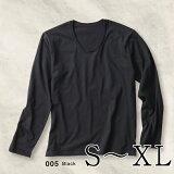 プリントスターBasicUNeckLongSleeveT-shirtsS-XL