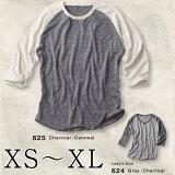 プリントスターAuthenticTri-blend3/4T-shirtsXS-XL