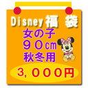 福袋 ディズニーベビー・子供服 Disneyサイズ90【福袋】女の子用 ディズニーミニー ミニーマウス福袋(レターパック不可)
