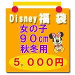 福袋ディズニーベビー・子供服Disneyサイズ90【福袋】女の子用ディズニーミニーミニーマウス福袋(レターパック不可)