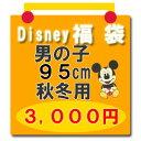 福袋 ディズニーベビー・子供服 Disneyサイズ:95【福袋】男の子用 ディズニーミッキー ミッキーマウス 福袋(レターパック不可)