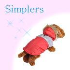 限界価格に挑戦!☆enjoy outdoor ジャケット☆simplers(シンプラーズ)『犬服/ドッグウェア』【全国送料無料(メール便のみ)】[P2]