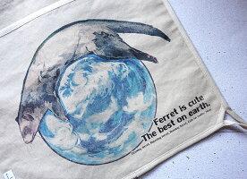 【受注生産】LIP3028デザインプリントハンモック(キャンバス)40x45#16オールシーズンフェレットハンモック寝袋キャンバスコットン丈夫厚手国産帆布
