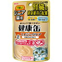 シニア猫用 健康缶パウチ エイジングケア 40g×12コ