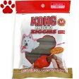 【1】 愛犬用 しつけ/知育玩具 KONG コング専用トリーツ コングジギーズ M チキン味 3本入り 中型犬/大型犬用 植物性ガム