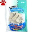 【2】 愛犬用 デンタルケア/おやつ DINGO デンタトリーツ 15本入り 小型犬用/中型犬用 クロロフィル配合 植物性ガム 骨型 ディンゴ