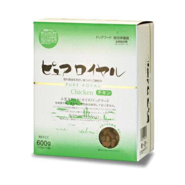 【ジャンプ】ピュアロイヤル チキン (半生タイプ) 600g